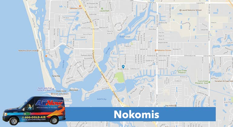 Nokomis Air Conditioning Services - Air Now