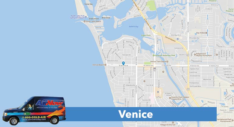Venice Air Conditioning Services - Air Now
