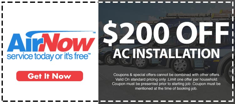 Coupons & Specials - Air Now